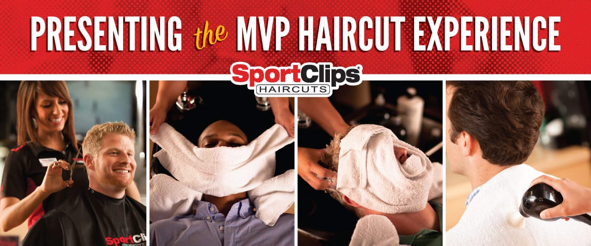 sports clips MVP Experience